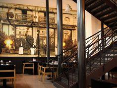 Grand Café   Restaurant  Angers City - France  By Intérieur Addikt²