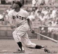 """Willie Mays, the """"Say Hey Kid"""""""