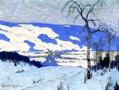 "art-mysecondname: ""Clarence Gagnon """