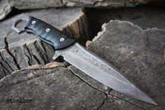 Handcrafted FOF Stickler survival defense or by ZdaySurvivor47, $395.00