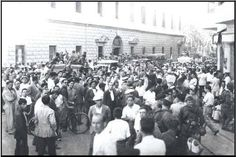 18 de Julio 1936. Aduana guerra Civil Española. MALAGA-SPAIN