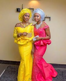 Top 20 Latest Aso ebi for wedding styles (www.od9jastyles.com)