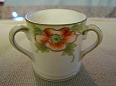 Nippon Porcelain Toothpick Holder. Click on the image for more information.