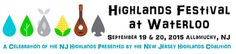 #CallForArtists The New Jersey Highlands Coalition & the 3rd Annual Highlands Festival at Waterloo host Juried Art and Photo Show