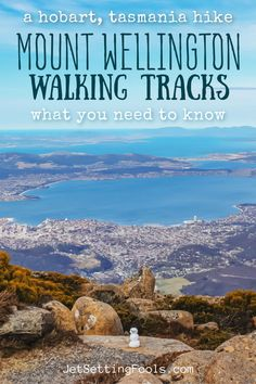 Mount Wellington Walks are one of the TopThings To Do in Hobart, Tasmania! Find out everything you need to know about the Tasmania hike! Budget Travel, Us Travel, Travel Guides, Travel Tips, Tasmania Travel, Rock Formations, Frugal Tips, Walking Tour, Australia Travel