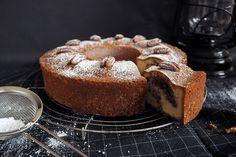 Pecan-Zimt-Kuchen