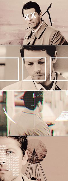 Castiel: an angel of the lord
