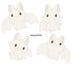 Chibi Bat by Daieny on DeviantArt