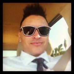 #9 Elvis Crespo Wayfarer, Sunglasses Women, Ray Bans, Music, Style, Fashion, Musica, Swag, Moda