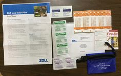 Free ZOLL Medical Corporation  First Aid Kit #freestuff #freebies #samples #free