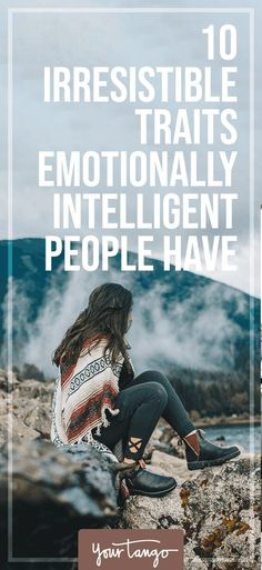 What is emotional intelligence? It's an extremely important component in all of our relationships. Find out the personality traits of people with a high EQ and why they're so important. What Is Emotional Intelligence, Intelligence Quotes, Self Development, Personal Development, Leadership Development, Emotional Development, Communication Skills, Understanding Emotions, Intelligent People