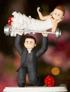 This is too perfect!!!!  Me & My Personal Trainer future Husband!!!