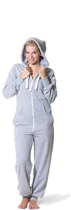 Super schön und bequem  Bekleidung, Damen, Jumpsuits Uniform Design, Super, Jumpsuits, Rain Jacket, Onesies, Overalls, Windbreaker, Unisex, Hoodies