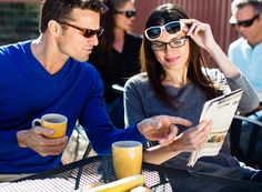 Great gift for Mom on Mother's Day! Under $25. Polarized Solar Shield fitsover sunglasses