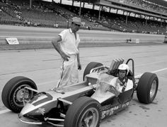Randy Ayers' Nascar Modeling Forum :: View topic - 1964 Indy 500 Pictures....