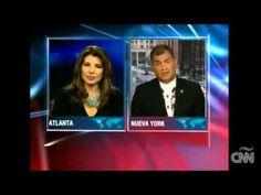 Entrevista al Presidente Rafael Correa con Allan Villafaña de Telemundo, Nueva York 12/04/16 - YouTube