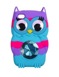 Owl Gem Tech 4 Case   Girls Tech Accessories Beauty, Room & Tech   Shop Justice