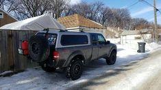 Ford Trucks, Pickup Trucks, Ford Ranger Edge, Overland Truck, Cars, Autos, Car, Ford, Automobile