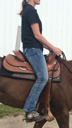 Five Exercises to Improve Your Riding Seat and Leg Position | America's Horse Daily