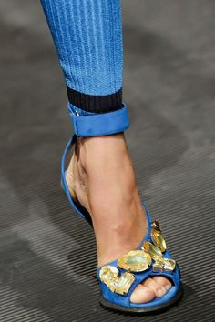 Prada, despliegue de color con aire 'pop art'