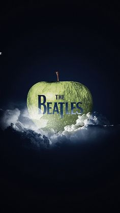 The Beatles - Apple Record Label Logo