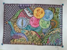 Doodle art of fun