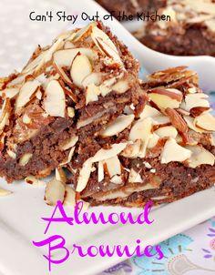 Almond Brownies - IMG_1248