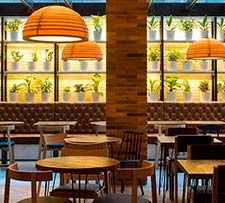 Hotel Praktik Bakery in Barcelona public areas gallery