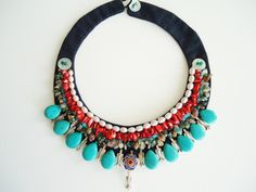 Free Shipping/Handmade authentic necklace/sale/turquoise necklace by ANATOLIANDESIGN01 on Etsy https://www.etsy.com/listing/183821479/free-shippinghandmade-authentic