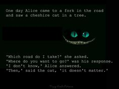 Tim Burton's Cheshire Cat