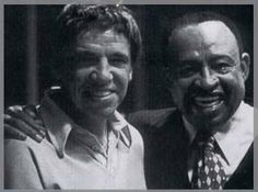 Buddy and Lionel Hampton