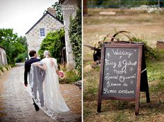 I love the chalkboard! Too cute! :)