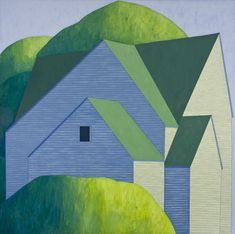 House in Trees by Scott Redden