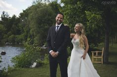 Calabogie Wedding at Barnet Park by Ottawa Wedding Photographer Joey Rudd…