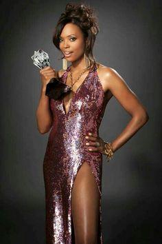 Aisha Tyler, Hottest Female Celebrities, Girl Celebrities, Celebs, Meagan Good, Woman Smile, Queen Hair, Beautiful Black Women, Beautiful Ladies