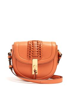Click here to buy Altuzarra Ghianda mini leather cross-body bag at MATCHESFASHION.COM