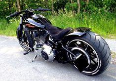 Harley Davidson Breakout Custom #harleydavidsonbreakoutcustom