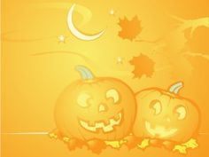 This free Halloween PowerPoint template for presentations can be ...