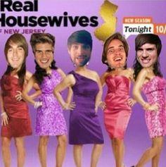 Ha lol! :D Shane,Joey,Ian,Pewdie,Anthony! <3
