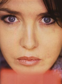 Isabelle Adjani, wonderful eyes