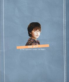 """You know at times, I forget how much you've grown. At times I still see the small boy from the cupboard."""