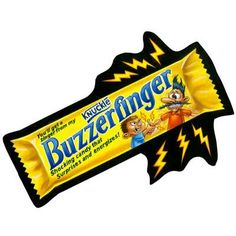 Buzzerfinger: Topps Wacky Packages Wall from WALLS 360. http://www.walls360.com/wackypackages Graphics