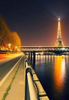 Río Sena, París - Francia