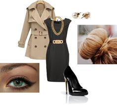 """""""Work Outift"""" by callienikol on Polyvore"""