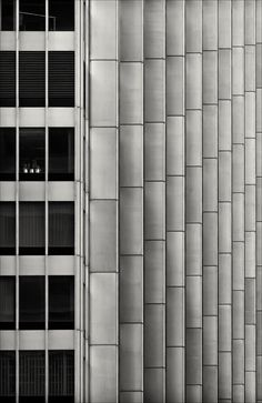 Office Building Abstract by Robert Ullmann Abstract City, Angles, Facade, Architecture Design, Buildings, Urban, Black And White, Ideas, Photography