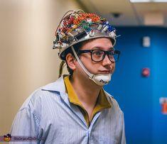 Ghostbusters: Vinz Clortho, Keymaster of Gozer - 2015 Halloween Costume Contest
