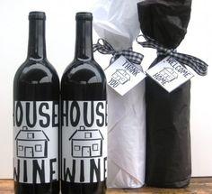 Great housewarming gift idea.