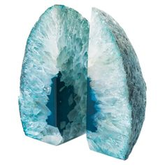 Trinity Bookend in Teal