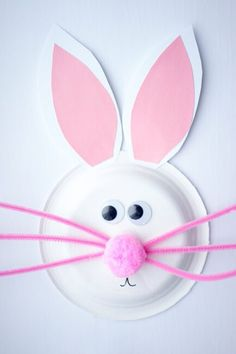 15 kids easter crafts bunny crafts easter and easter bunny