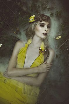 Photographer: Easton Chang Designer: Tarese Klemens Hair/Makeup: Steff Matheson Model: Maddison Crain